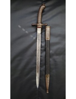 German Imperial navy applicant's bayonet