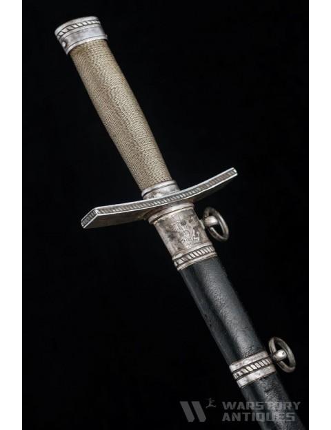 Hitler Youth Leader's Dagger. RZM M7/36. Hörster E. & F. Co., Solingen