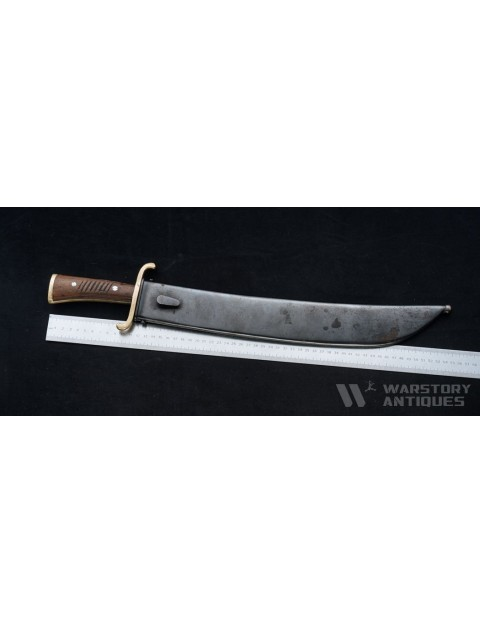 Luftwaffe survival machete. Alcoso Solingen