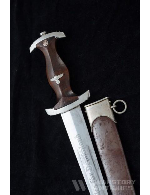 Full Rohm SA dagger. Carl Eickhorn. 1933