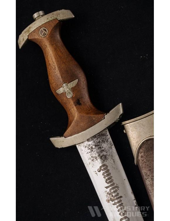 Early model SA dagger. J.P. SAUER & SOHN, SUHL.1933