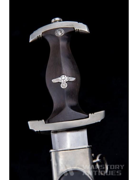 Early model SS dagger. Carl Eickhorn